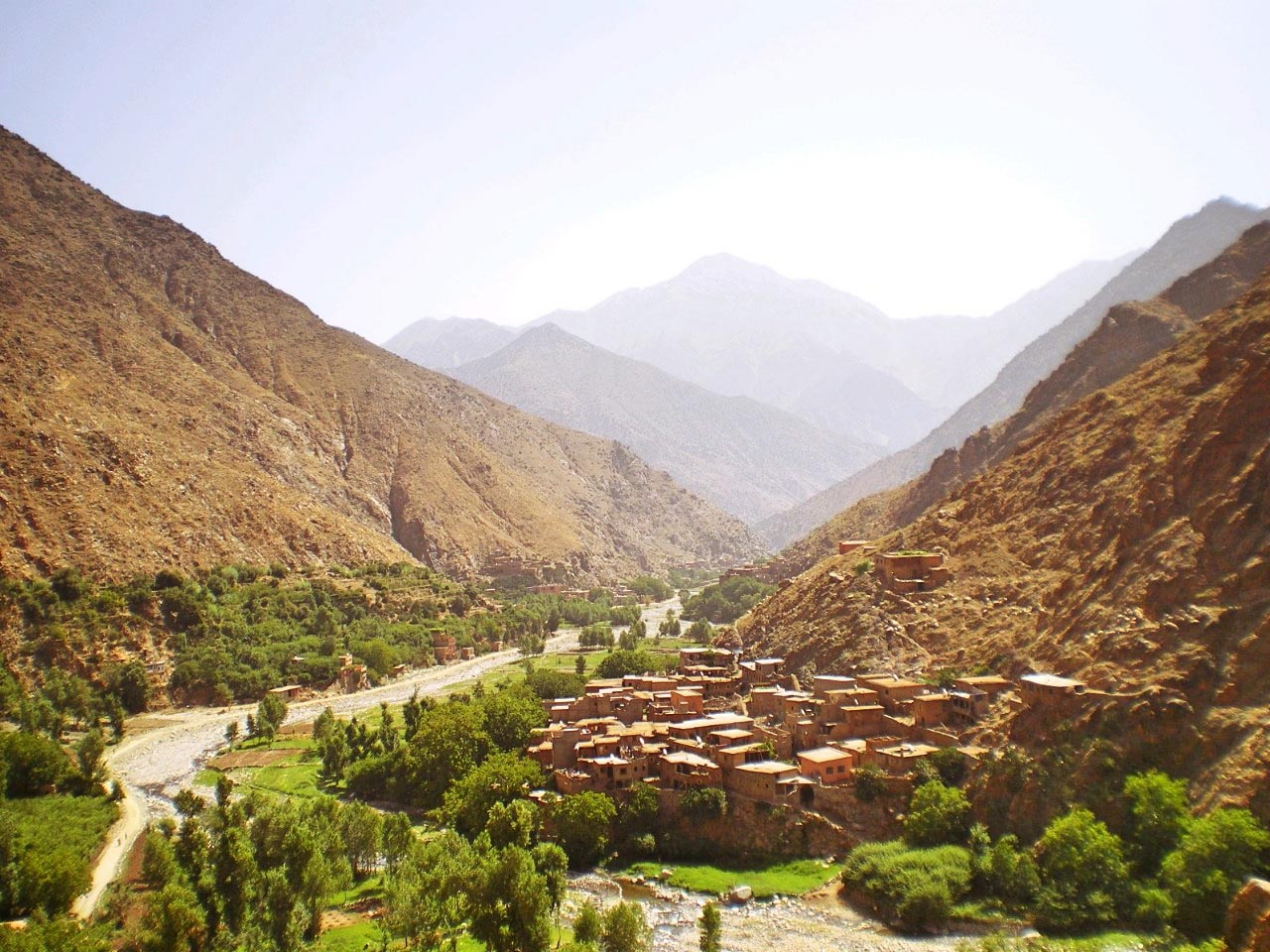 High Atlas Mountains - Three Valleys and Agafay Desert Full-day Trip from Marrakech